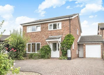 Thumbnail 4 bed detached house for sale in Regent Close, Bedford