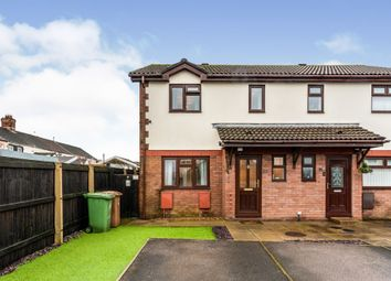 Thumbnail 3 bed semi-detached house for sale in Maes Y Felin, Caerphilly