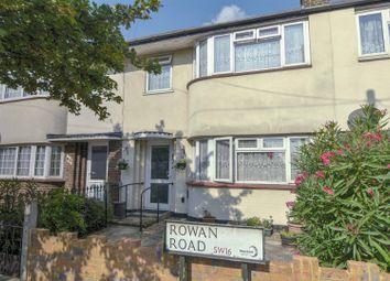 Thumbnail 3 bedroom property for sale in Rowan Road, London