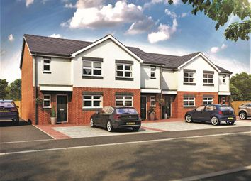 Thumbnail 3 bed terraced house for sale in Tollgate Meadows, Evenwood Gate, Bishop Auckland