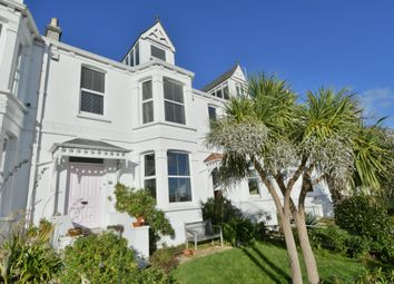 Thumbnail 5 bed terraced house for sale in Florence Terrace, Falmouth