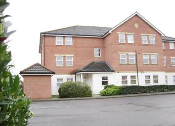 Thumbnail 1 bed flat to rent in Bowater Gardens, Lower Sunbury, Middlesex