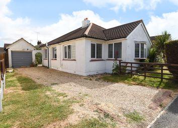 Thumbnail 3 bed detached bungalow for sale in Tuscan Avenue, Middleton On Sea, Bognor Regis