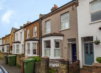 Thumbnail 2 bed terraced house for sale in Kings Road, Belmont, Surrey