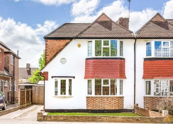 Thumbnail 3 bed semi-detached house to rent in South Lane, New Malden