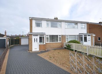 Thumbnail 3 bed semi-detached house for sale in Greenacres Avenue, Kirkham, Preston, Lancashire