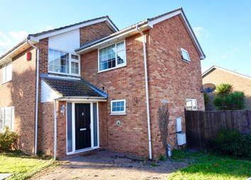 Thumbnail 4 bed semi-detached house for sale in Cardens Road, Rochester