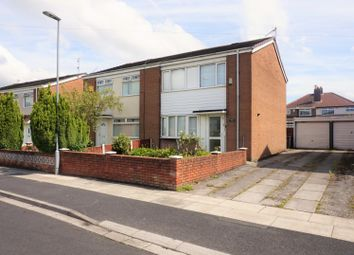 Thumbnail 3 bed semi-detached house for sale in Beechburn Crescent, Huyton