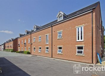 Thumbnail 2 bedroom flat to rent in James Street, Wolstanton, Newcastle-Under-Lyme