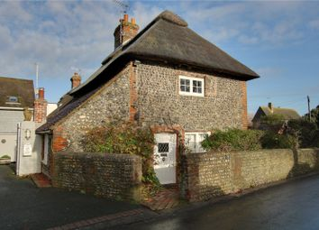 Thumbnail 1 bed semi-detached house for sale in Church Lane, Ferring, Worthing, West Sussex