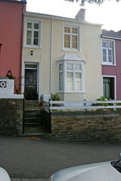 Thumbnail 4 bedroom flat to rent in Trelawney Road, Falmouth