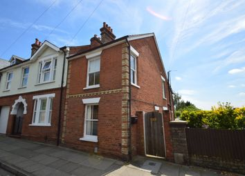 Thumbnail 2 bed end terrace house to rent in Anglesea Road, Ipswich