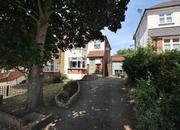 Thumbnail 3 bedroom semi-detached house for sale in Slades Hill, Enfield