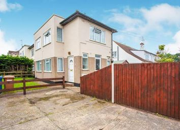 Thumbnail 2 bed maisonette for sale in Edward Road, Harrow, Middlesex, England