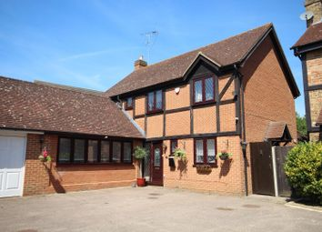 Thumbnail 4 bedroom property for sale in Lambourne Close, Chigwell