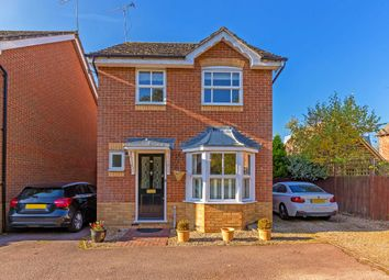 Thumbnail 3 bed detached house for sale in Rib Close, Standon, Ware