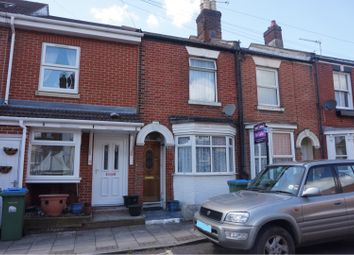Thumbnail 2 bed terraced house for sale in Bath Street, Southampton