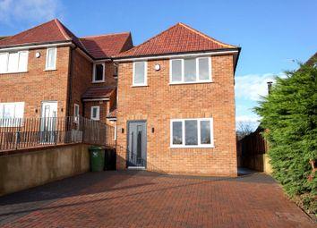 Thumbnail 3 bed semi-detached house for sale in Kingsley Drive, Marlow Bottom, Buckinghamshire