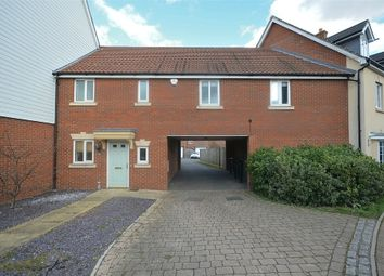 Thumbnail 3 bed terraced house for sale in Flitch Green, Little Dunmow, Essex