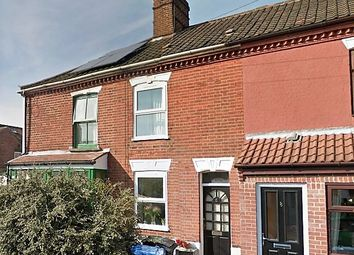 Thumbnail 3 bed terraced house to rent in St. Olaves Road, Norwich