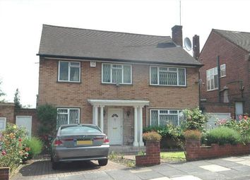Thumbnail 4 bed detached house for sale in Chatsworth Road, Haymills Estate, Ealing, London