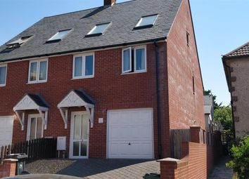 Thumbnail 4 bed semi-detached house to rent in Clearmount Road, Weymouth