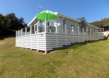 Thumbnail 2 bed mobile/park home for sale in Cherry Park, Devon Cliffs, Exmouth