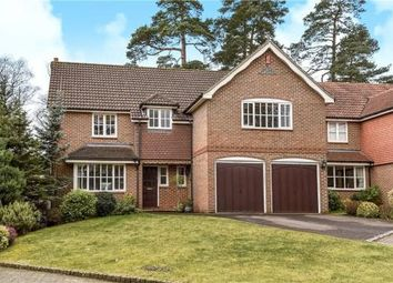Thumbnail 5 bed detached house for sale in The Mallards, Frimley, Camberley