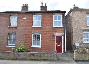 Thumbnail 3 bed semi-detached house for sale in Hyde Road, Sudbury