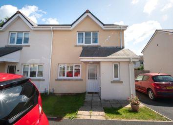 Thumbnail 2 bed semi-detached house for sale in Llanbadarn Fawr, Aberystwyth