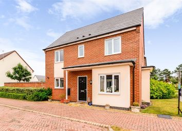 Thumbnail 3 bed detached house for sale in St Thomas Way, Hawksyard, Rugeley, Staffordshire