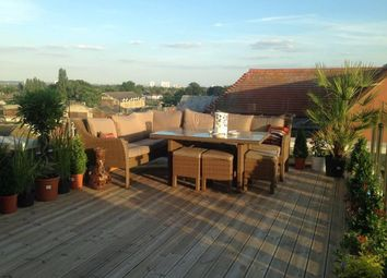 Thumbnail 2 bed flat to rent in St. Onge Parade, Southbury Road, Enfield