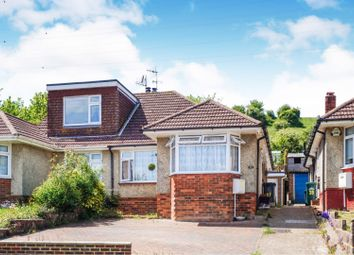 Thumbnail 3 bed semi-detached bungalow for sale in Oakdene Crescent, Brighton