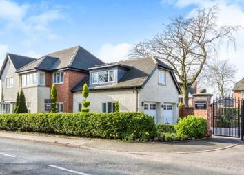 Thumbnail 6 bed detached house for sale in Grimsargh Manor, Grimsargh, Preston, Lancashire