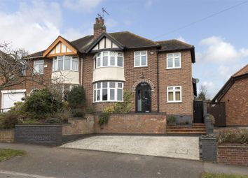 Thumbnail 4 bed semi-detached house for sale in Dickins Road, Warwick