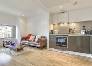 Thumbnail 1 bed flat for sale in Landmark East Tower, Marsh Wall