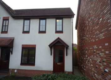 Thumbnail 2 bedroom terraced house to rent in Clydesdale Road, Whiteley, Fareham