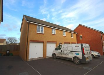 Thumbnail 2 bed flat for sale in Orchard Grove, Newton Abbot