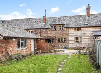 Brierley, Herefordshire HR6. 3 bed cottage for sale