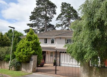 Thumbnail 4 bed detached house for sale in Greenhill Gardens, Kingskerswell, Newton Abbot, Devon