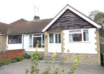 Thumbnail 2 bed detached bungalow to rent in Longmeadow, Frimley, Camberley