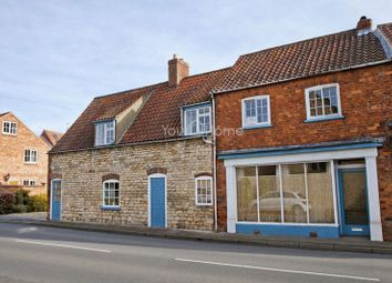 Thumbnail 3 bed cottage for sale in Cliff Road, Wellingore, Lincoln