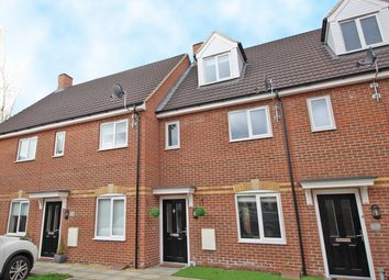 Thumbnail 3 bed town house to rent in St Leonards Mews, Bedford