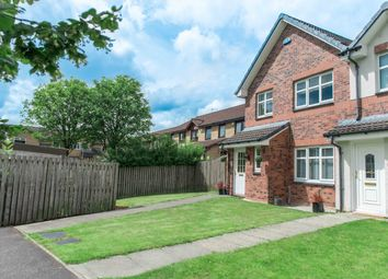 Thumbnail 3 bed end terrace house for sale in Whiteford Avenue, Dumbarton, West Dunbartonshire