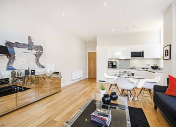 Thumbnail 1 bed flat for sale in Research House, Greenford