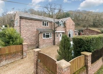 Thumbnail 4 bed detached house for sale in Singrett Hill, Llay, Wrexham