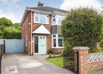 3 bed semi-detached house for sale in Brookfield Road, Scartho DN33