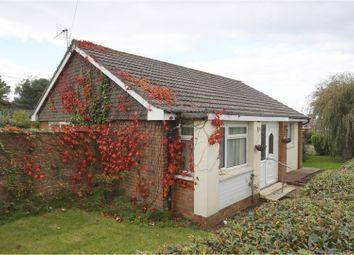 Thumbnail 3 bed detached bungalow for sale in School Crescent, Ventnor
