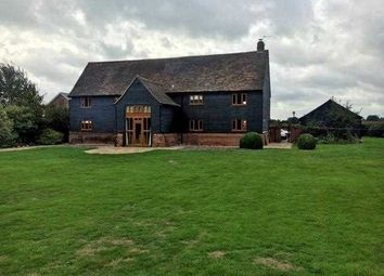 Thumbnail 4 bed property to rent in Wood Barn Farm House, Nayland Rd, Leavenheath