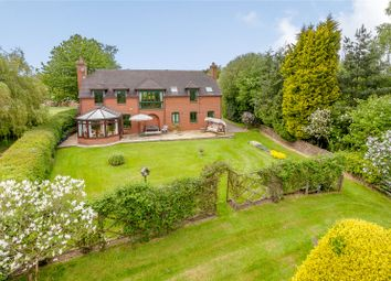 Thumbnail 3 bed detached house for sale in Marchamley, Shrewsbury